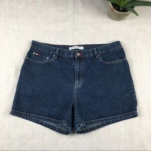 Mom Shorts! Tommy Hilfiger Jean Shorts. Size 14